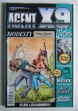 Agent X9 2007 10