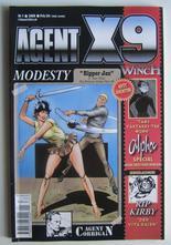 Agent X9 2008 01