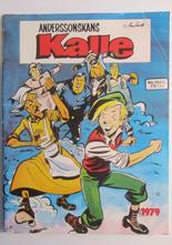 Anderssonskans Kalle Julalbum 1979