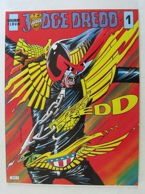 Judge Dredd Magnum Album 1