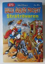 Kalle Ankas pocket 273 Stråtrövaren