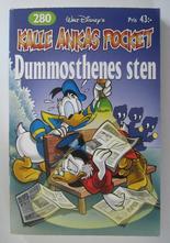 Kalle Ankas pocket 280 Dummosthenes sten