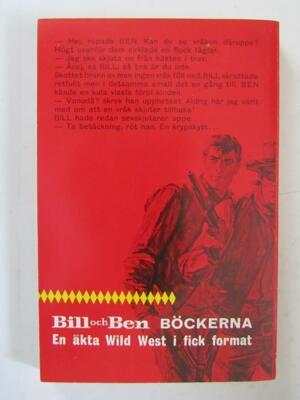 Bill och Ben 014 som detektiver