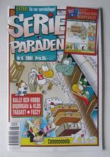 Serieparaden 2001 06