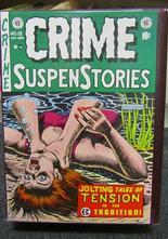 Crime Supenstories Complete 5 Volume Set
