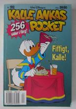 Kalle Ankas pocket 192 Fiffigt, Kalle