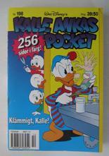Kalle Ankas pocket 198 Klämmigt, Kalle