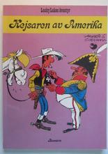 Lucky Luke 26 Kejsaren av Amerika