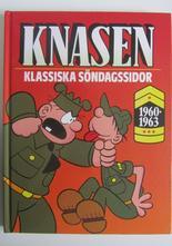 Knasen Klassiska söndagssidor 1960-1963 Inbunden