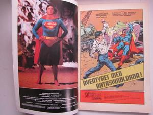 Stålmannen  III - går på en kryptonit 1984
